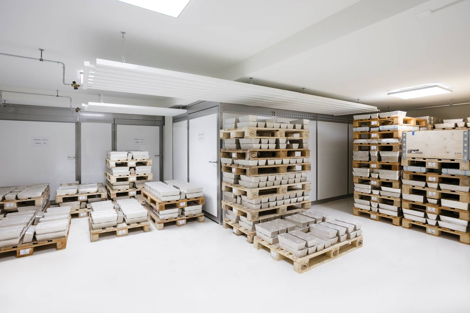 High-Security Precious Metals Storage Facilties