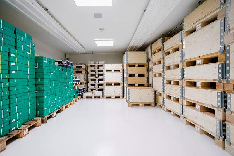 Gold, Silver, Platinum and Palladium Storage Facilities
